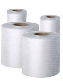 bobinas em plástico bolha 10 mm e 25 mm