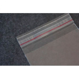embalagens com fechos adesivos ou herméticos