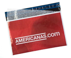 envelope de plástico com adesivos personalizados