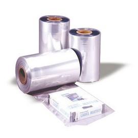 filme termoencolhível natural ou pigmentado