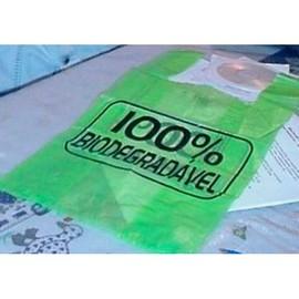 plásticas biodegradaveis