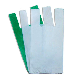 sacolas plásticos