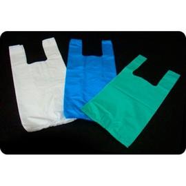sacolas e sacos plásticos
