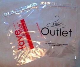 sacos com zip personalizados