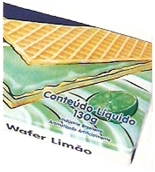 Biscoito tipo wafer