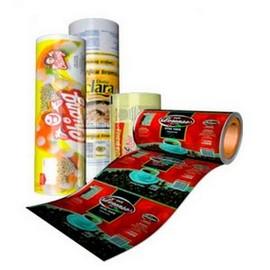 Embalagem plástica flexível de polietileno sp