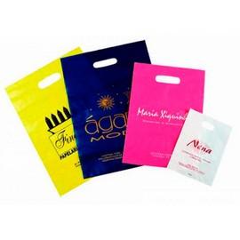 Bolsas plásticas personalizadas