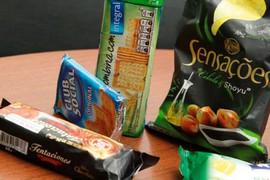 Embalagem para alimentos coextrusados