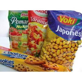 Embalagem para alimentos monocamada