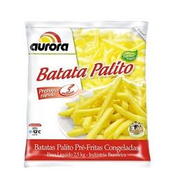 Embalagem para batata frita