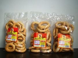 Embalagem para biscoito caseiro
