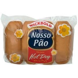 Embalagem para Hot Dog