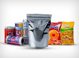 embalagem plástica laminada