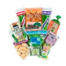 embalagem de polipropileno para alimentos
