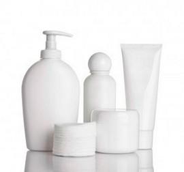 Embalagens cosméticos