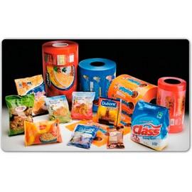 Embalagens flexíveis laminadas
