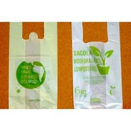 Embalagens plásticas biodegradáveis