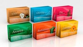 Embalagens Sabonetes