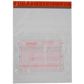 Envelope com Adesivos Personalizados