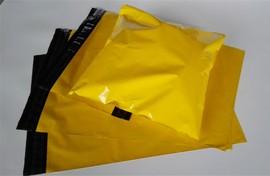 Envelope amarelo