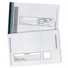 Envelope de Correios com Adesivos