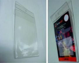 Envelope Plástico com Ilhós