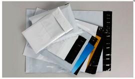 Envelope Plástico de Segurança com Aba Adesiva