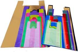 fabricação sacolas