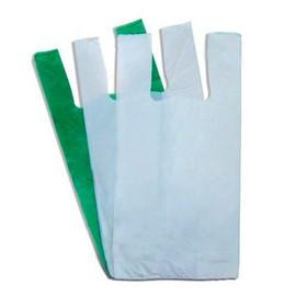 indústria de sacolas plásticas