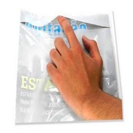 plástico fronha