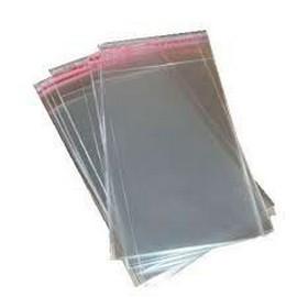 Saco Aba Adesiva Feito de Plástico