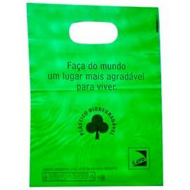Saco Biodegradavel