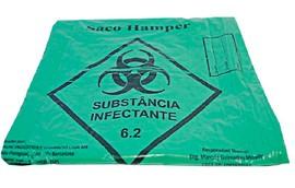 Saco de lixo infectante