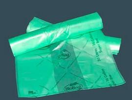 Saco Plástico Biodegradável