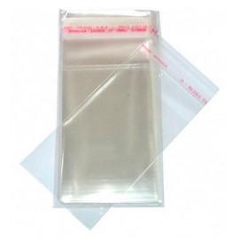 Saco Plástico Liso Adesivo