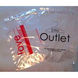 saco plástico com zip lock impressos
