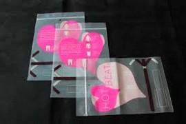 Saco de Plástico Zip Lock Personalizado