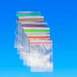 Saco Plástico Ziplock de Documentos