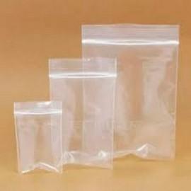 Saco em Plásticos Ziplock para Roupas