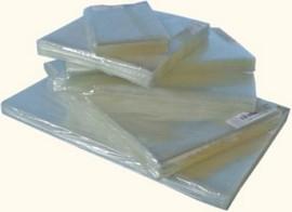 Sacola transparente