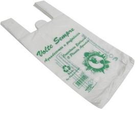 Sacolas plásticas oxibiodegradáveis