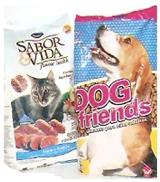 Pet food ração animal