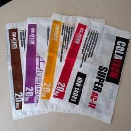 Embalagem de plástico flexíveis para alimentos