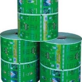 Embalagem de plástico flexível de polietileno