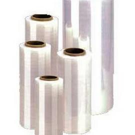Embalagem de plástico transparente flexível