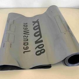 Embalagem plástica flexível para indústria