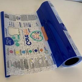 Filme plastico para embalagem
